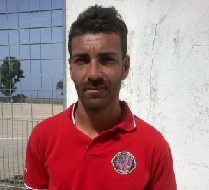 Broccio, centrocampista del Rometta