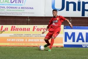 Il centrocampista Francesco Munafò