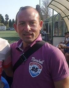 Trischitta, allenatore del Rometta