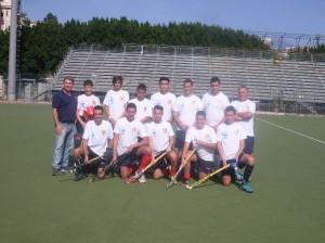 La squadra della Pol Universitaria Messina
