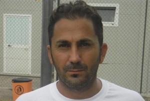 Il tecnico dell'Under 21 Gianluca Piscardi