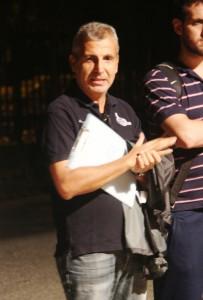 Saro Pappalardo, il tecnico della Serie D Maschile