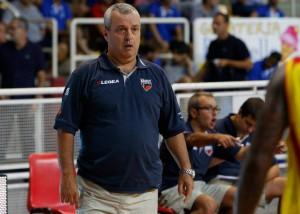 Il coach Giovanni Perdcihizzi