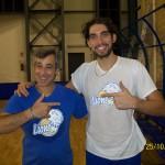 Jorge Cannestracci e Marco Vinsentin