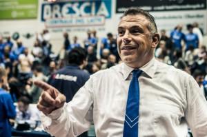 L'ex di turno Alberto Martelossi