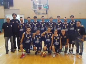 Il roster del Minibasket Milazzo