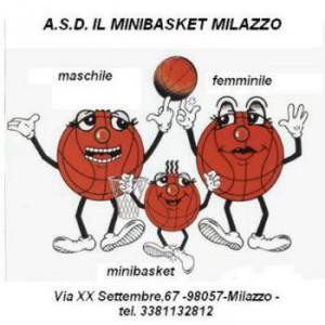 Logo Minibasket MIlazzo