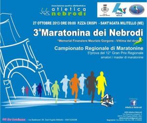 3^ Maratonina dei Nebrodi