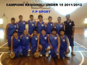 Under 5 FP Sport