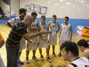 Time out di coach MArio Maggio