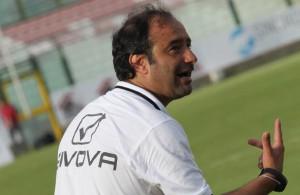 L'ex tecnico del Messina, Gaetano Catalano