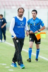 Il tecnico Gaetano Catalano (foto Alessio Costa)
