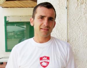 Il centrocampista del Pistunina Nino De Maria (scatto di R.S.)
