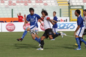 Giorgio Corona al tiro