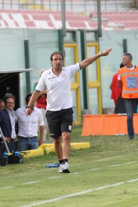 Il tecnico Gaetano Catalano