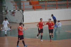 Gioia gol Under 21