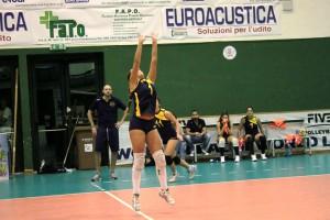 Govanna Anastasi in azione