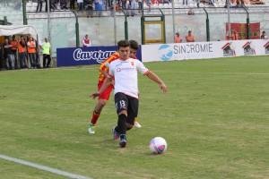 Simonetti, entrato nel finale (foto Furrer)