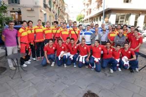 Il gruppo al completo (foto Isolino)