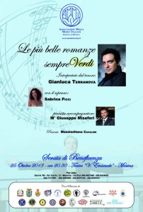 Locandina evento Teatro Vittorio Emanuele