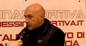 Max Fiasconaro, coach del Cefalù