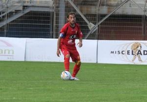 Mirco Camarda, recuperato in extremis dopo i problemi accusati in settimana. L'ex centrocampista di Due Torri e Milazzo è l'elemento più esperto in organico