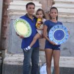 I vincitori Buccheri e la Qadchaoui