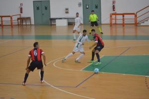 Pedro Orofino in azione