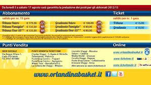 Campagna Abbonamento 2013/14