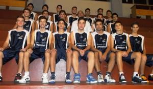 Il roster al completo della Mia Basket