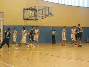 L'Amatori Messina in difesa