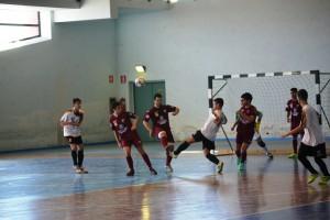 Fase di gioco Futsal Peloro- Acireale UNDER 21