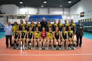 La squadra che prenderà parte al torneo di Serie D