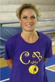 Gabriella Arigò, autrice di 35 punti