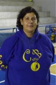 Il coach Giusy Ardizzone