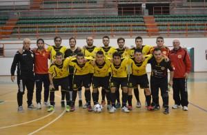 Futsal Peloro Messina squadra