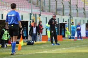 Il tecnico Gaetano Catalano (foto Luca Maricchiolo)