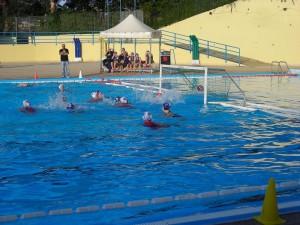 Toth (WP Messina) va in gol