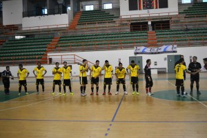 Giocatori Futsal Peloro Messina1