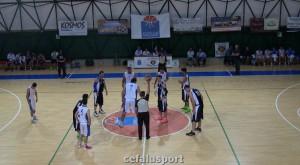 La palla a due di Cefalù-FP Sport
