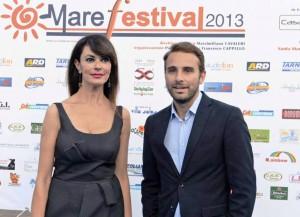Maria Grazia Cucinotta e Massimiliano Cavaleri