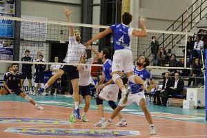 Matteo Bertoli in azione