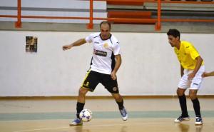 Nicola Spuria in azione