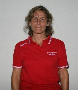 La presidentessa del Basket School Patrizia Samiani