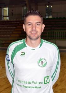 Rafael Salomao, assoluto protagonista con tre gol