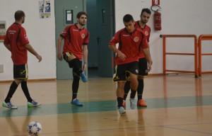 Riscaldamento Futsal Peloro Messina
