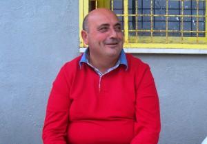 Il presidente del Riviera, Massimo De Domenico (scatto di R.S.)