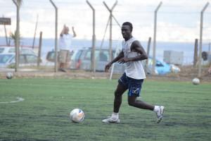 Il centrocampista senegalese Modou Ablaye Seck costretto ad un doppio turno di stop. Salterà le sfide casalinghe con Gioiese e Due Torri