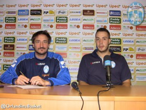 Gianmarco Pozzecco e Dario Cefarelli