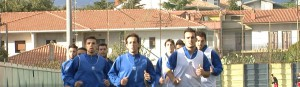 Immagine di gruppo del Taormina